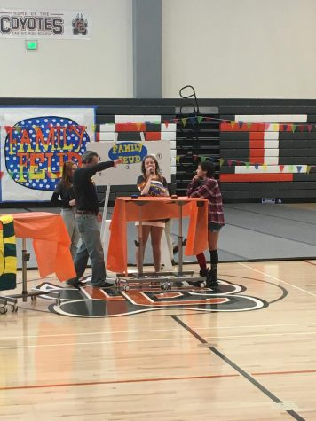 Family Feud: Student Rally