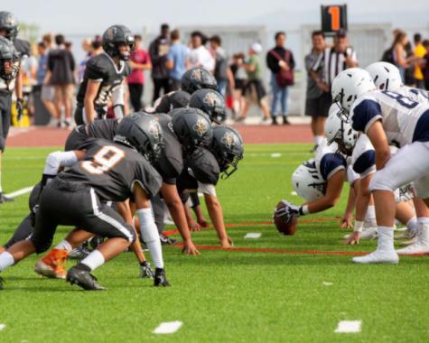 Castaic High Schools upcoming Football Season